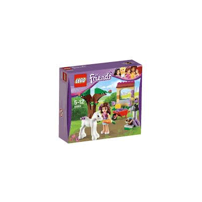 Lego Friends Olivias Newborn Foal