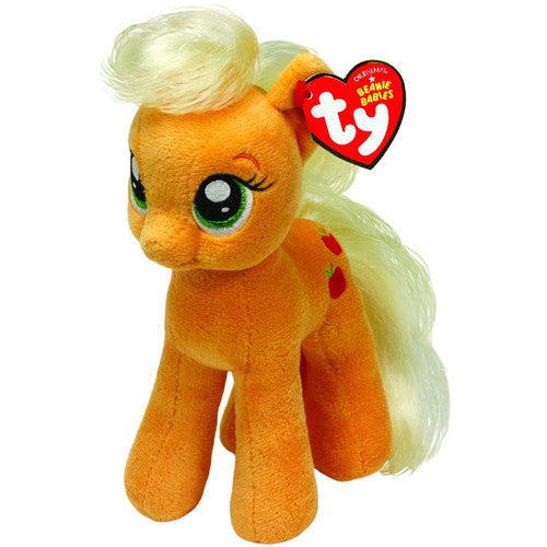 TY My Little Pony Apple Jack Beanie Baby