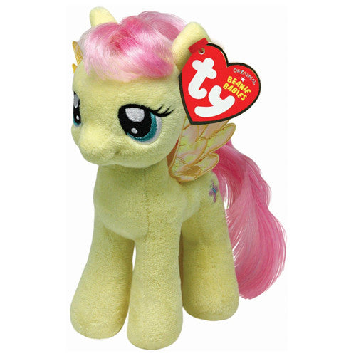 TY My Little Pony Fluttershy Beanie Baby