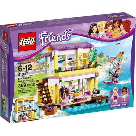 Lego Friends Stephanie's Beach House