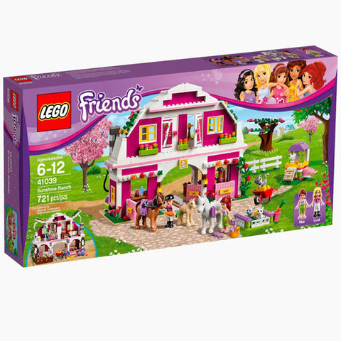 Lego Friends Sunshine Ranch