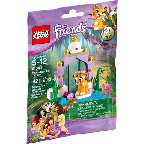 Lego Friends Tiger's Beautiful Temple