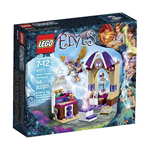 Lego Elves Aira's Creative Workshop