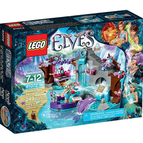Lego Elves Naidia's Spa Secret
