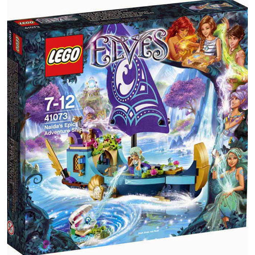 Lego Elves Naidia's Epic Adventure Ship