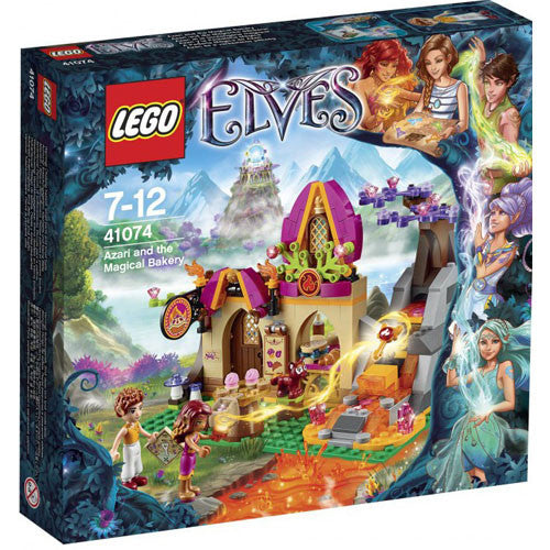 Lego Elves Azari and the Magical Bakery