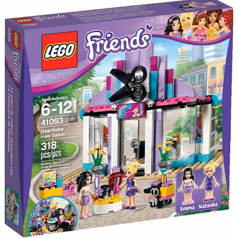 Lego Friends Heartlake Hair Salon