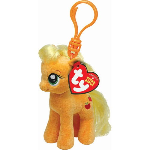 TY My Little Pony Apple Jack Clip