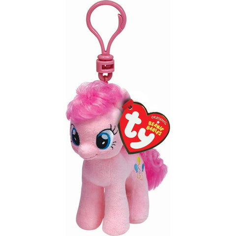 TY My Little Pony Pinkie Pie Clip