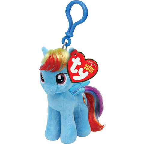 TY My Little Pony Rainbow Dash Clip