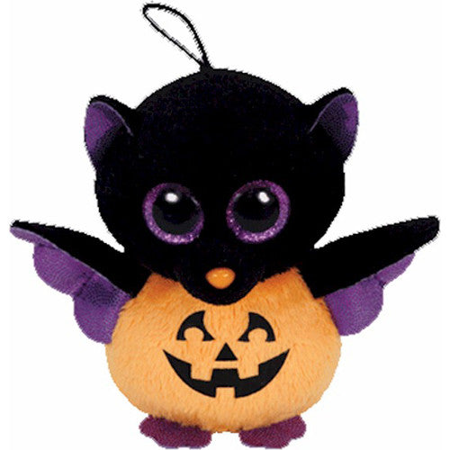 TY Batty Bat Halloweenie Beanie