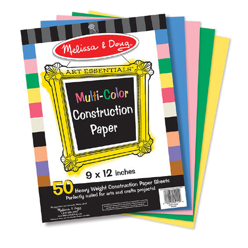 M&D Construction Paper