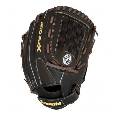 Franklin 12.00In Pro Flex Black Brown