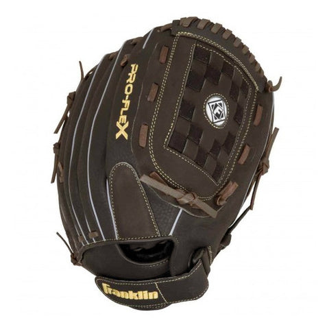 Franklin 13.00In Pro Flex Black Brown