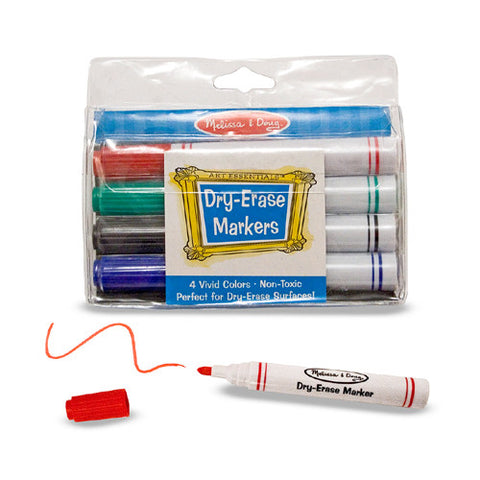 M&D Dry Erase Markers