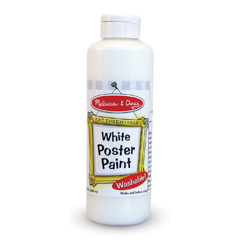 M&D White Poster Paint