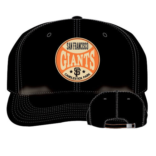 American Needle Rebound San Francisco Giants One Size