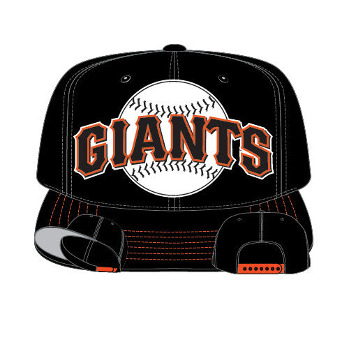 American Needle Mammoth San Francisco Giants One Size