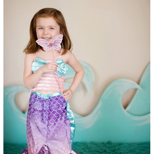 Creative Under the Sea Skirt and Top Md