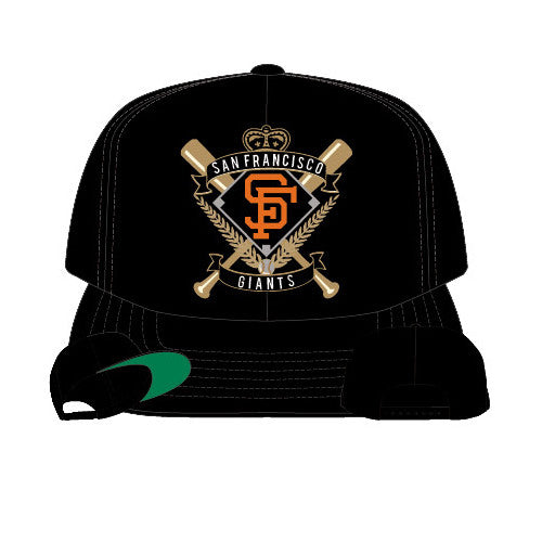 American Needle Spirit Crest San Francisco Giants One Size