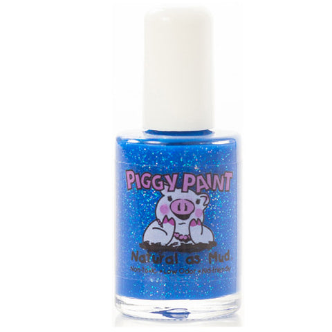 Piggy Paint Brand Spankin Blue Polish