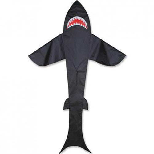Premier 5Ft Black Shark Kite