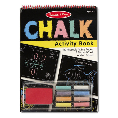 M&D Chalk Activity Pad
