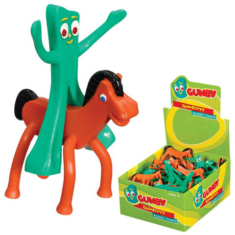 Toysmith Gumbitty/Pokey Assorted