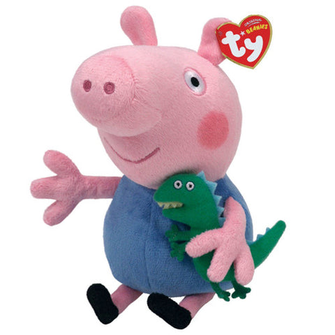 TY George from Peppa Pig Seies