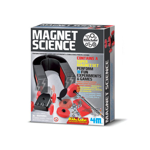4M Magnet Science