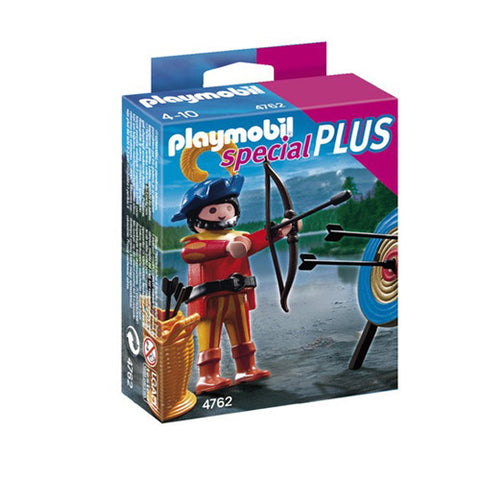 Playmobil Archer with Armory