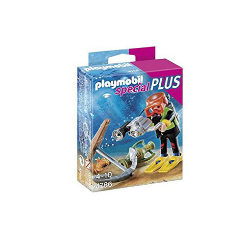 Playmobil Treasure Diver