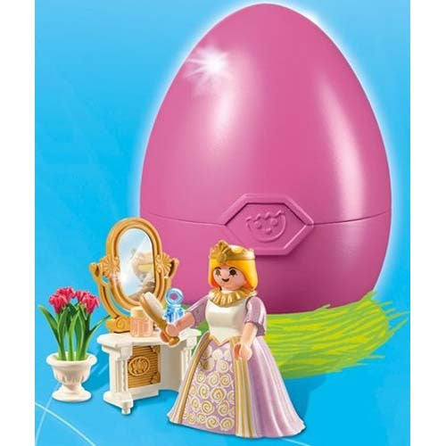 Playmobil Eggs Princess with Vanity Stat
