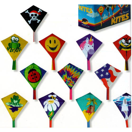 Premier Mini Diamond Assorted Kites
