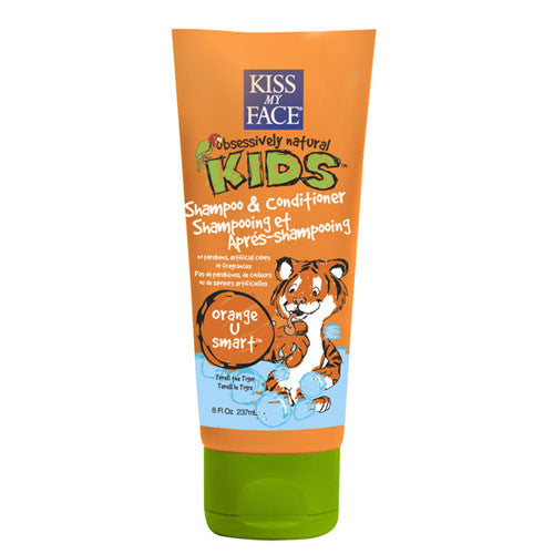 Kiss Kids Orange U Smart 2n1 Shampoo