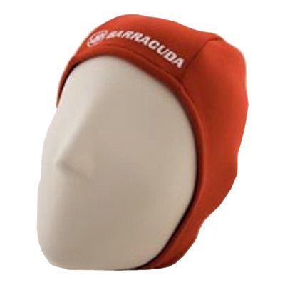 Barracuda Hothead Insulated Swim Cap Orange Large