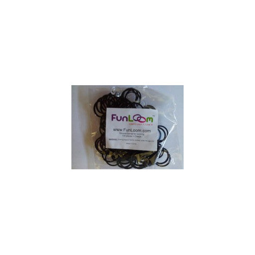 Funloom Black Premium Bands