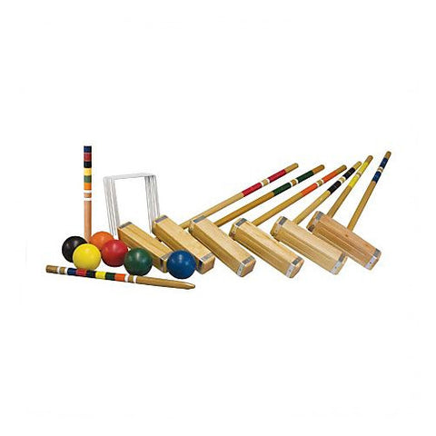 Franklin Advanced Croquet W/Bag 6 Player