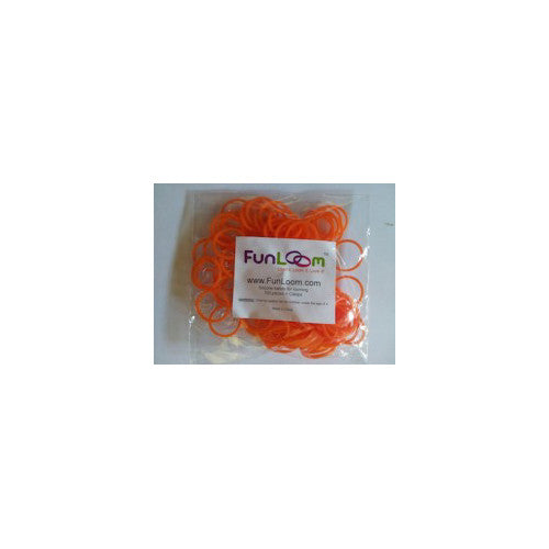Funloom Orange Premium Bands