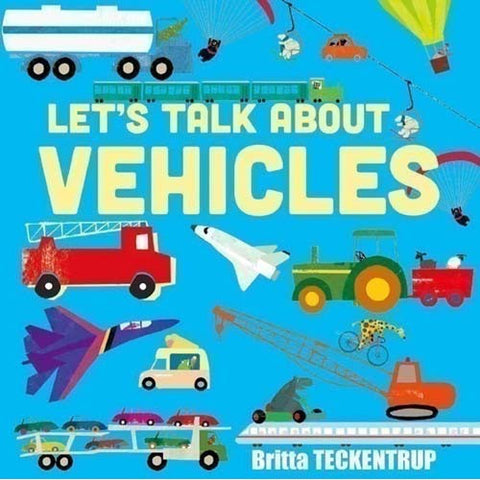 Lets Talk About Vehicles