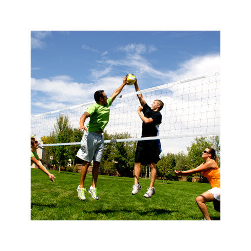 Franklin Expert Steel Volleyball Set