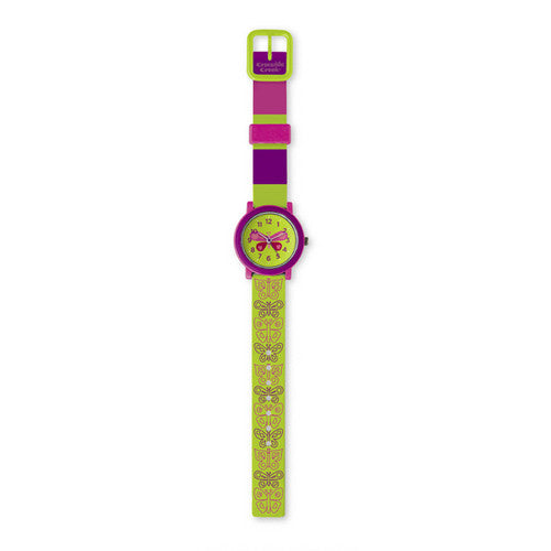 Crocodile Creek Children's Children's Watches| Butterflies Watch