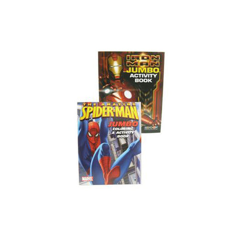 Master Toy Marvel Heroes Coloring Book