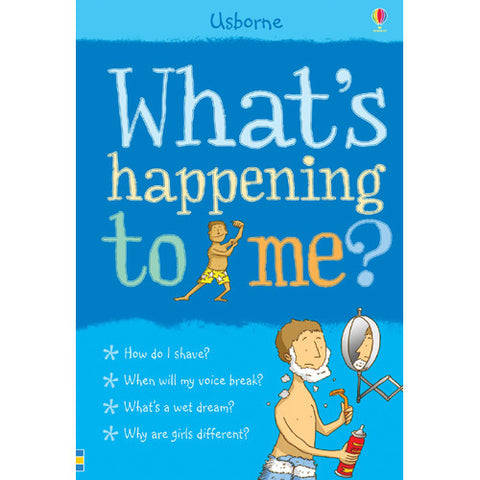 Usborne What's Happening to Me? (Boys)