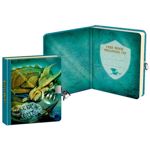 Peaceable Dragon Lenticular Diary