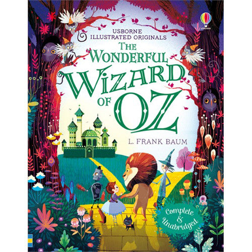 Usborne The Wonderful Wizard of Oz