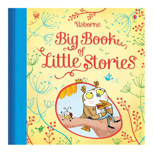 Usborne Big Book of Little Stories