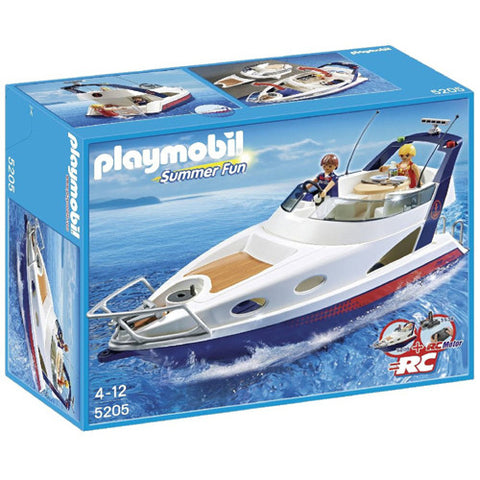 Playmobil Luxury Yacht