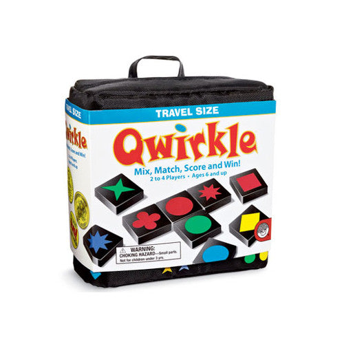 MindWare Travel Qwirkle Game