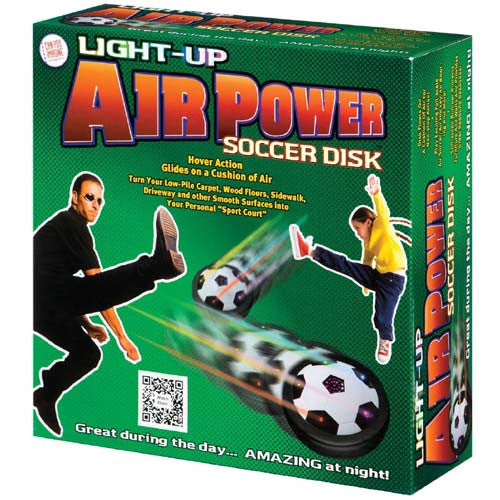 Can You Imagine Air Power Soccer Disk
